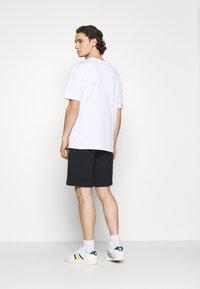 K-Way - ERIK - Shorts - black pure - 2