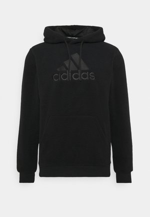 MUST HAVES SPORTS INSPIRED HOODED - Hoodie - black