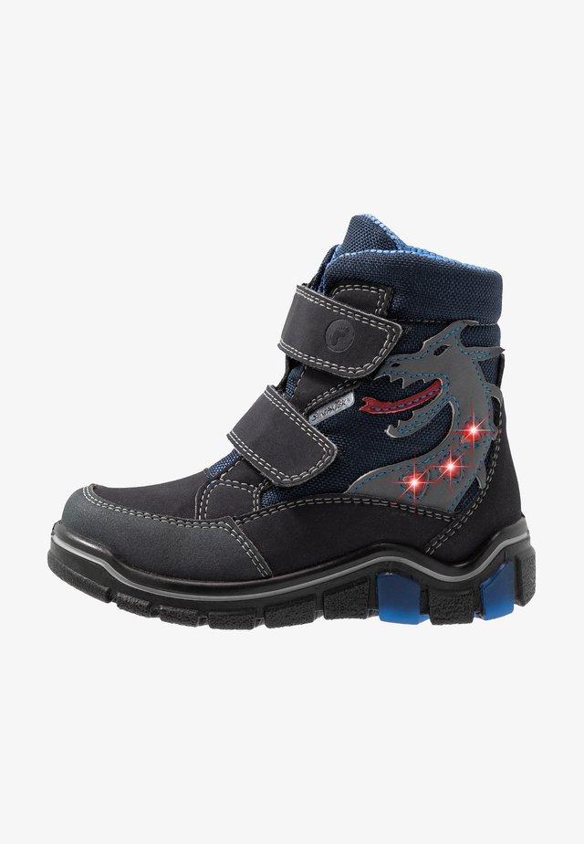 GRISU - Winter boots - see/ozean