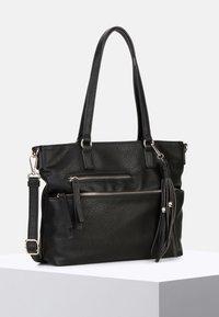 Tamaris - Tote bag - black - 0