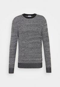 Calvin Klein - TEXTURE  - Jumper - black - 0