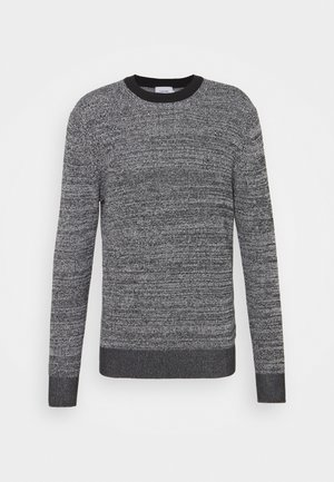 TEXTURE  - Jumper - black