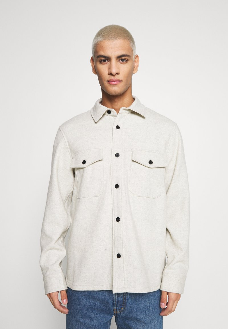 ARKET - SHIRT - Chemise - white dusty