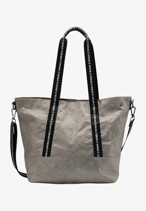 Shopping bag - grau