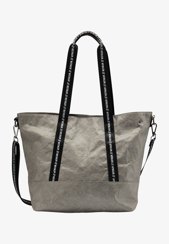 Shopping bag - grau