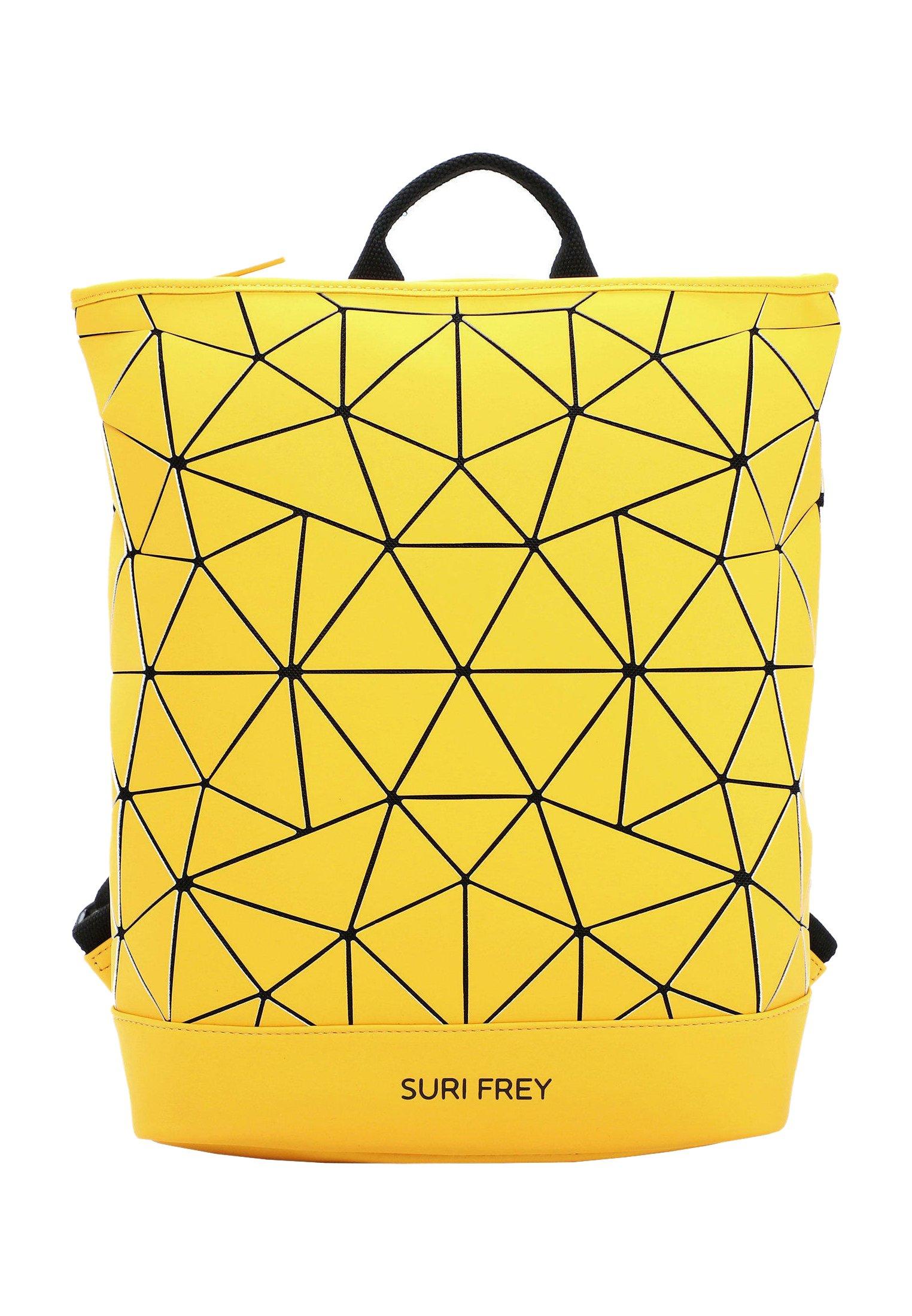 Suri Frey Jessy - Tagesrucksack Yellow/gelb