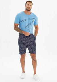Trendyol - Shorts - navy blue - 1