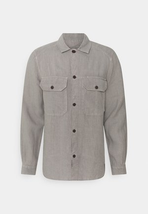 ARMY OVER - Shirt - cobble grey