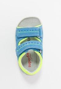 Superfit - FLOW - Sandały - blau - 1