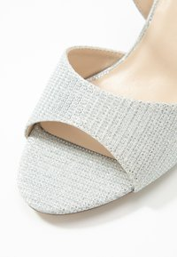 Paradox London Wide Fit - WIDE FIT HADORA - Sandales - silver