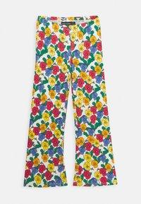 Mini Rodini - VIOLAS FLARED TROUSERS - Trousers - multi - 0