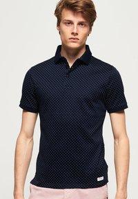 Superdry - CITY  - Polo shirt - royal blue - 0