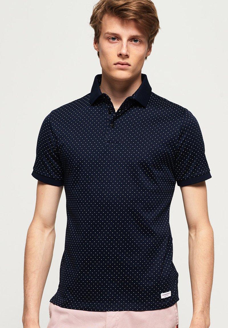 Superdry - CITY  - Polo shirt - royal blue
