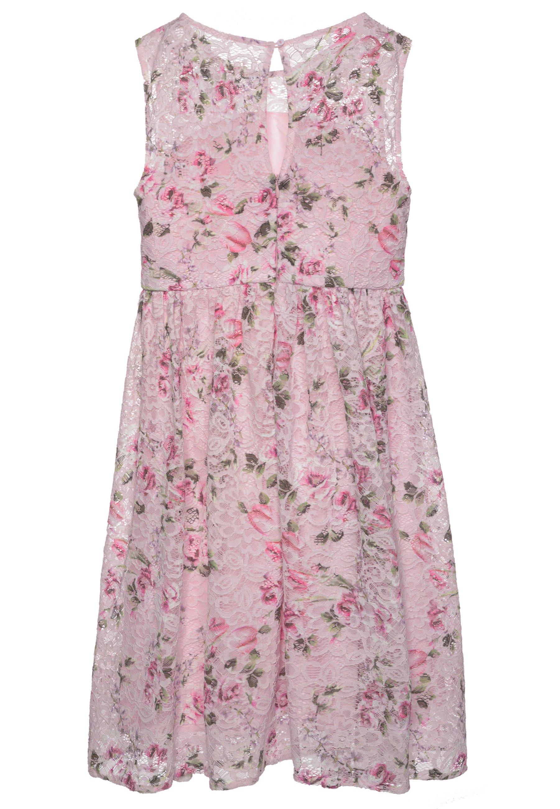 Chi Chi Girls LONDON CLOVER DRESS Juhlamekko pink
