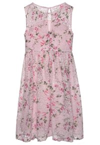Chi Chi Girls - LONDON CLOVER DRESS - Cocktailjurk - pink - 1