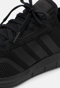 adidas Originals - SWIFT UNISEX - Baskets basses - core black - 5