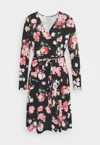 Anna Field - Day dress - black/pink - 4
