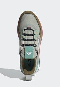 adidas Performance - TERREX TRAILMAKER BLUE WANDERSCHUH - Outdoorschoenen - green - 4