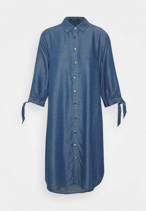 Sukienka jeansowa - dark blue
