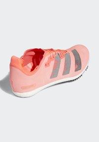 adidas Performance - ADIZERO AVANTI SPIKES - Spikes - pink - 3