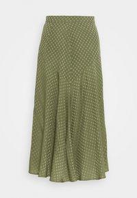 Sportmax Code - UCRAINA - A-line skirt - khaki - 0