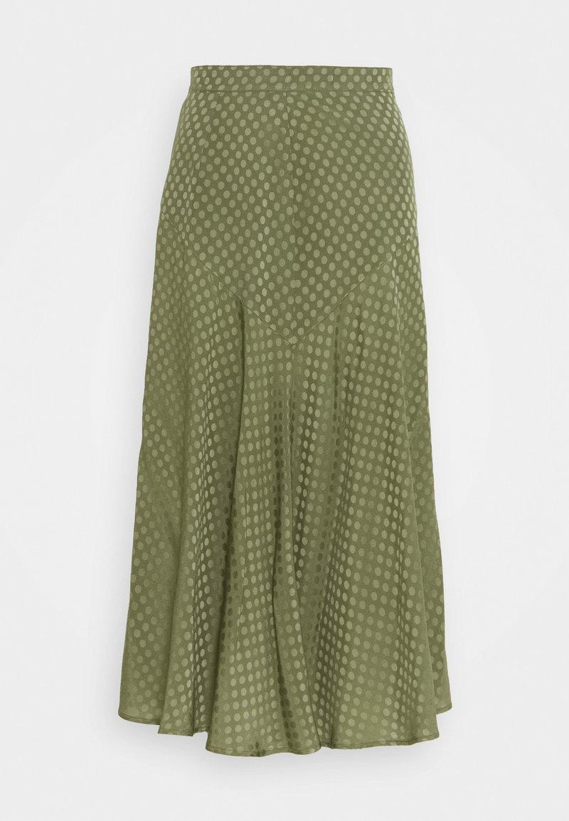 Sportmax Code - UCRAINA - A-line skirt - khaki