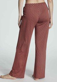 Mey - HOSE - Pyjama bottoms - brick - 2