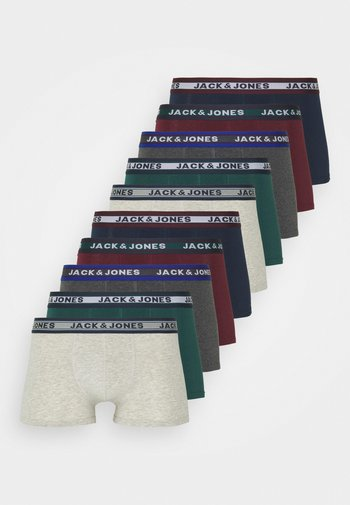JACSOLID TRUNKS 10 PACK