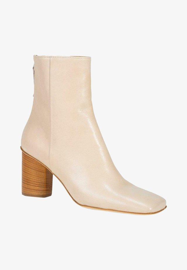 Støvletter - softly/beige chiaro