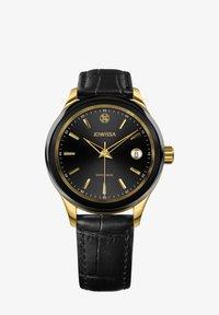Jowissa - QUARZUHR TIRO SWISS - Chronograph watch - gold - 0