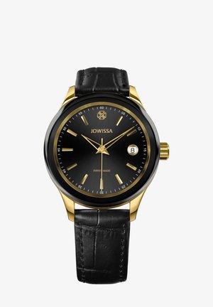 QUARZUHR TIRO SWISS - Montre à aiguilles - gold