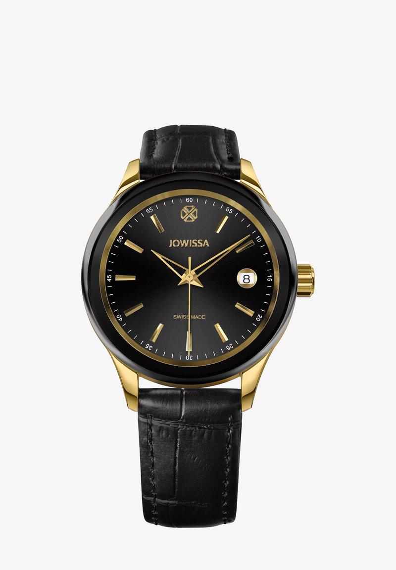 Jowissa - QUARZUHR TIRO SWISS - Chronograph watch - gold