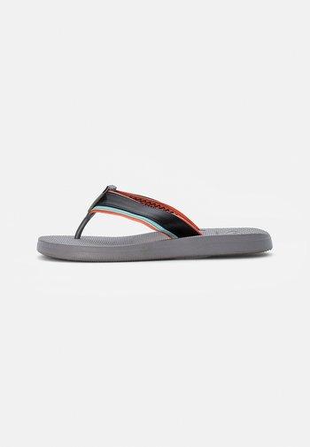 URBAN TECH - Pool shoes - steel grey