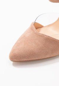 Even&Odd - High heels - tan - 2