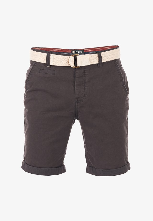 RIVHENRY - Shorts - anthracite grey