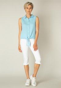 Yest - KADY - Button-down blouse - heaven blue - 1