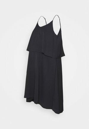 HIDE AND PEEK NURSING DRESS - Day dress - black