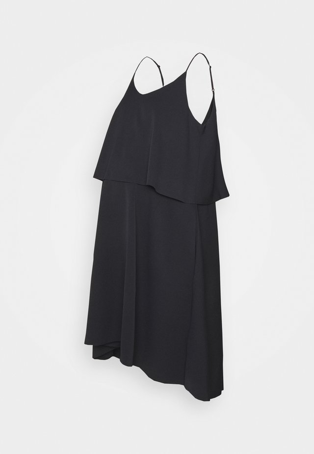 HIDE AND PEEK NURSING DRESS - Hverdagskjoler - black
