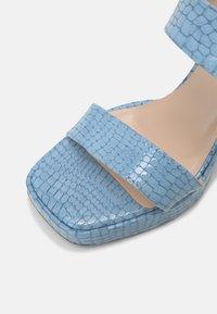 L37 - LOSE MYSELF - Sandals - blue - 3