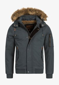 INDICODE JEANS - Winter jacket - dk grey - 5