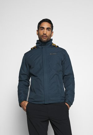 MENS ESCAPE LIGHT JACKET - Vodotěsná bunda - steelblue