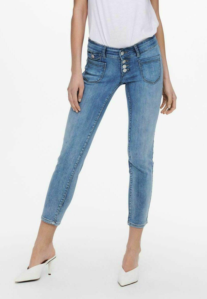 Damen ONLEBBA - Jeans Skinny Fit