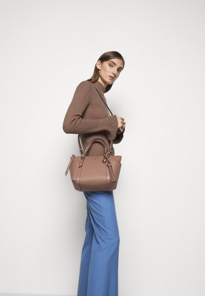 NOMADMD TOTE - Cabas - dark fawn
