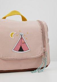 Lässig - MINI WASHBAG ADVENTURE KULTURBEUTEL - Handbag - rosa - 2