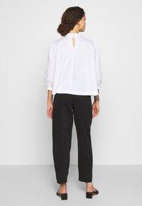 Selected Femme Petite - SLFNOVA - Bluzka - bright white - 2