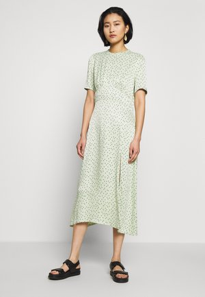 MARIELLE DRESS - Day dress - mint/black