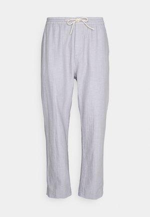 FAVE BEACH PANT - Spodnie materiałowe - grey