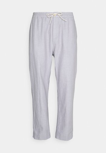 FAVE BEACH PANT - Pantaloni - grey