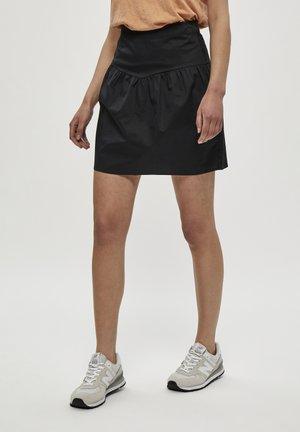 ILONA  - A-line skirt - black