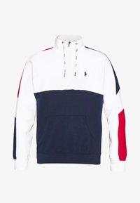 Polo Ralph Lauren - HEAVY SOFT TOUCH - Sweatshirt - white - 6